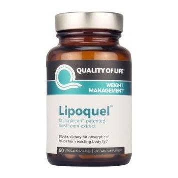 Quality of Life Labs Lipoquel 200 mg 60 Vcaps