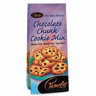 Pamela's Products - All Natural Cookie Mix Gluten Free Chocolate Chunk - 13.6 oz.