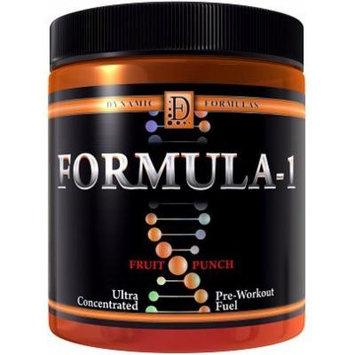 Dynamic Formulas Formula-1, 35 servings (Fruit Punch) 315grams