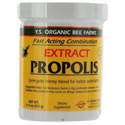 YS Organic Bee Farms - Propolis In Honey 110000 mg. - 11.4 oz.