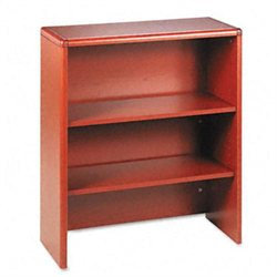 HON 10700 Bookcase Hutch, Henna Cherry 107292JJ