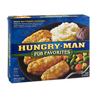 Hungry-Man Pub Favorites Chicken Beer Battered