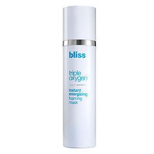 bliss Triple Oxygen Energizing Foaming Mask