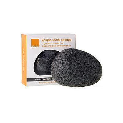 LATHER Konjac Facial Sponge - Charcoal, 1.1 oz
