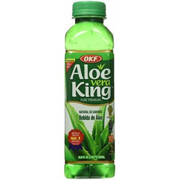 Aloe Vera King (Original Flavor) - 16.90 Fl Oz (Pack of 10)