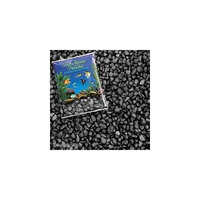 Mojetto Worldwide Imports AWW70091 Color Gravel, 25-Pound, Black,