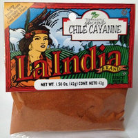 La India Packing Company La India Ground Chile Cayenne 1.5oz