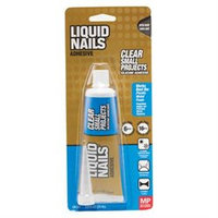 Liquid Nails Clear Silicone LN207 by AkzoNobel