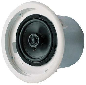 Speco - SP6NXCTUL - 6.5 Metal Backcan Speaker 70/25v Ul Pair