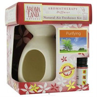 AromaLand - Aromatherapy Diffuser Natural Air Freshener Kit Simplicity.