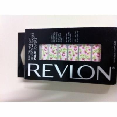 Revlon Nail Art 3D Jewel Appliques Wild Flowers 05 Brocade Garden