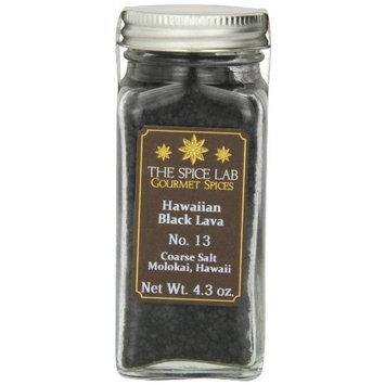 The Spice Lab Hawaiian Black Lava Sea Salt, Coarse Grain, Molokai