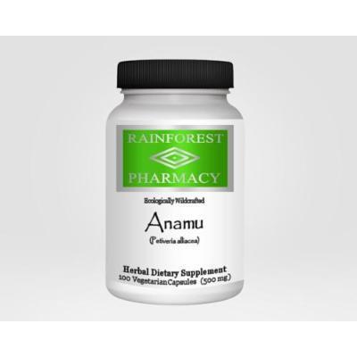 Anamu (Guinea Hen Weed)