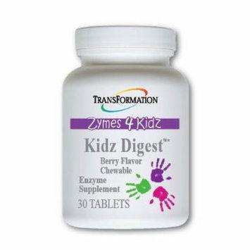 Transformation Enzymes Kidz Digest (30 Tablets)