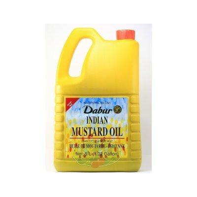Dabur Mustard Oil 5L