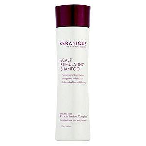Keranique Deep Hydration Scalp Stimulating Shampoo 8 oz
