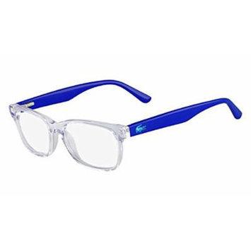 LACOSTE Eyeglasses L3604 971 Crystal 49MM