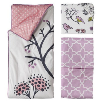 Room 365 Birds & Flowers 3pc Crib Set