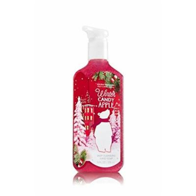 Bath & Body Works Deep Cleansing Hand Soap Winter Candy Apple