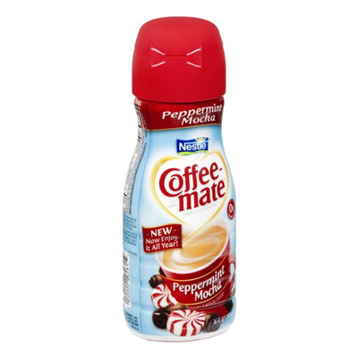 Nestlé Coffee-Mate Peppermint Mocha Flavor Coffee Creamer