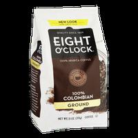 Eight O'Clock 100% Colombian Ground Coffee