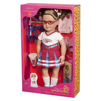 Our Generation Deluxe Doll with Book - Juliet