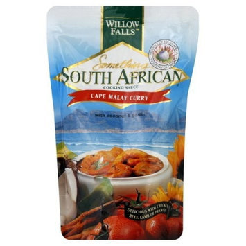 Something South African Cooking Sauce, Malay, 17.5-Ounce (Pack of 5)