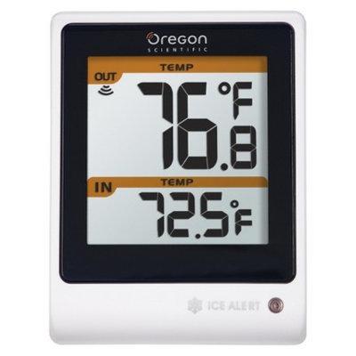 Oregon Scientific Wireless Thermometer with Atomic Clock