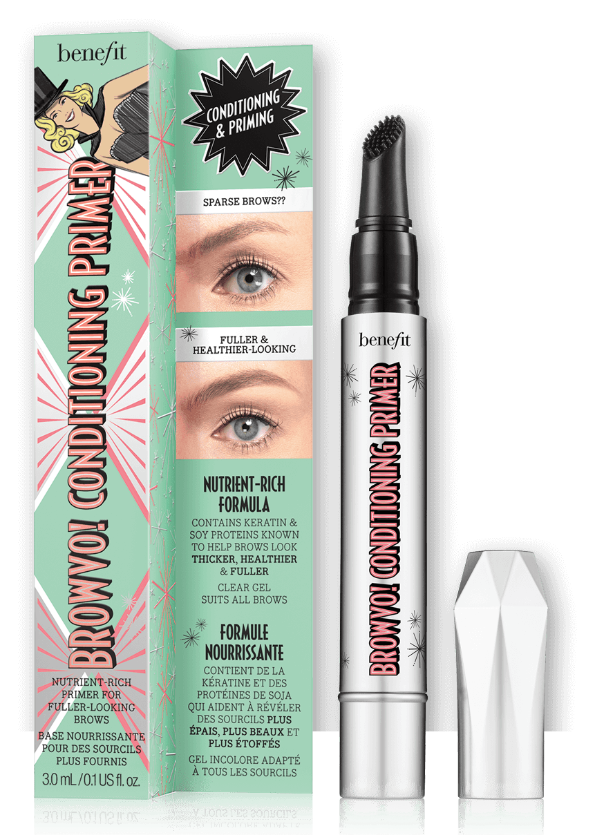 Benefit Cosmetics  BROWVO! Conditioning Eyebrow Primer