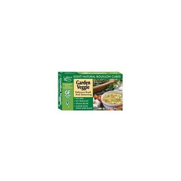 Edward & Sons Garden Veggie Bouillon Cubes 2.9 oz. (Pack of 24)
