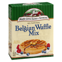 Maple Grove Farmers of Vermont All Natural Belgian Waffle Mix