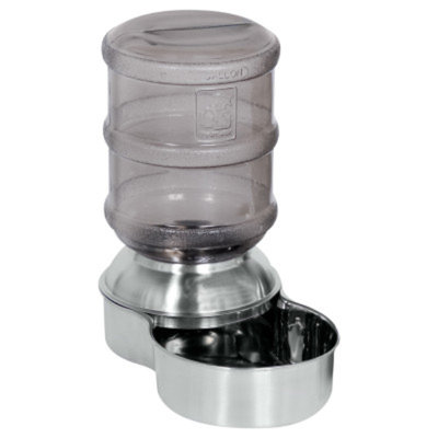 Petmate Stainless Steel Replenish Waterer