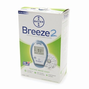 Bayer Breeze Blood Glucose Monitoring System