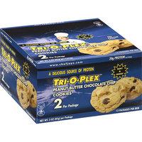 Tri-O-Plex Peanut Butter Cookies