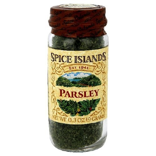Spice Island Parsley, 0.3-Ounce Jar (Pack of 6)