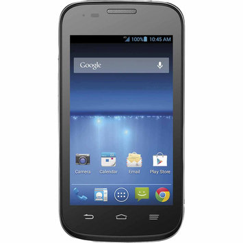 T-mobile Prepaid - Zte Concord Ii 4g No-contract Cell Phone - Dark Blue
