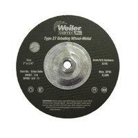 Weiler Weiler - Vortec Pro Type 27 Grinding Wheels 7