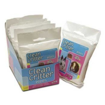 Super Pet Clean Critter Wipes