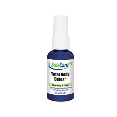 Safecare Rx Total Body Detox 2 oz
