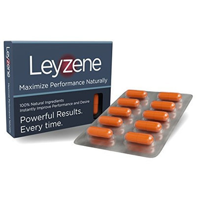 Leyzene the MOST EFFECTIVE Natural Performance Enhancement! Doctor Trusted Certified! Satisfaction Guaranteed with 110% Moneyback Guarantee!