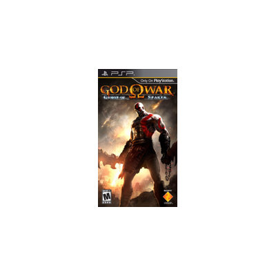 Sony Computer Entertainment God of War: Ghost of Sparta