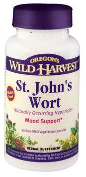 Oregon's Wild Harvest - St. John's Wort - 90 Vegetarian Capsules