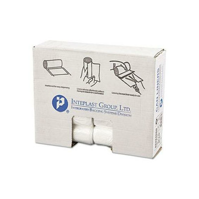 Inteplast Group IBS S242406N High Density Commercial Coreless Roll Can Liners