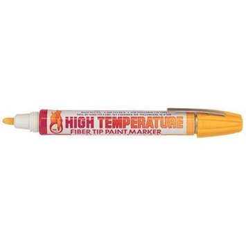 Dykem Permanent Markers and Marker Pens 44 Yellow High Temp Action