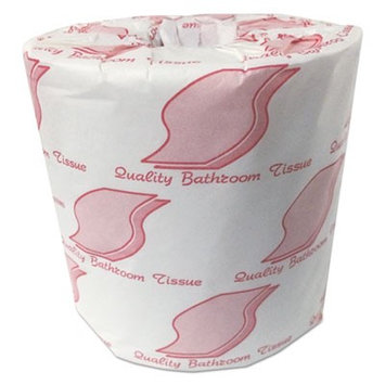 Generations Consumer 1901 Standard Bath Tissue 2-Ply 4.2 x 3.5 White 500/Roll