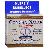 Concha Nacar de Perlop Night Repair Skin Cream