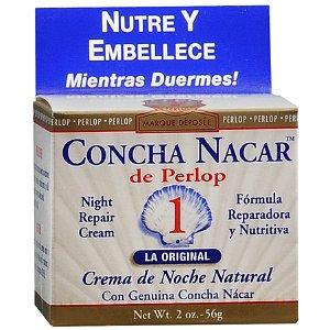 Concha Nacar de Perlop Night Repair Skin Cream