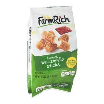 Farm Rich Mozzarella Sticks Breaded