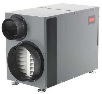 Honeywell Ducted Whole House Dehumidifier (90 pt). Model: DR90A2000
