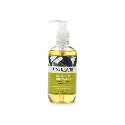 Tisserand Aromatherapy All-Over Skin Wash